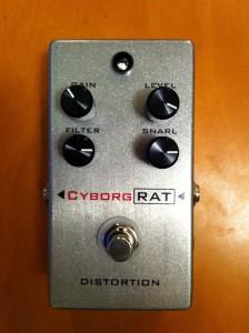 Cyborg Rat