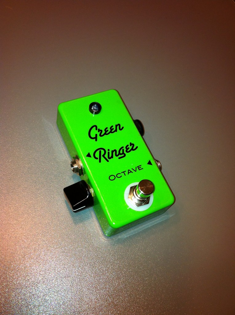 more diy effects pedal builds aaronflynt comgreen ringer clone this is a clone of a dan armstrong